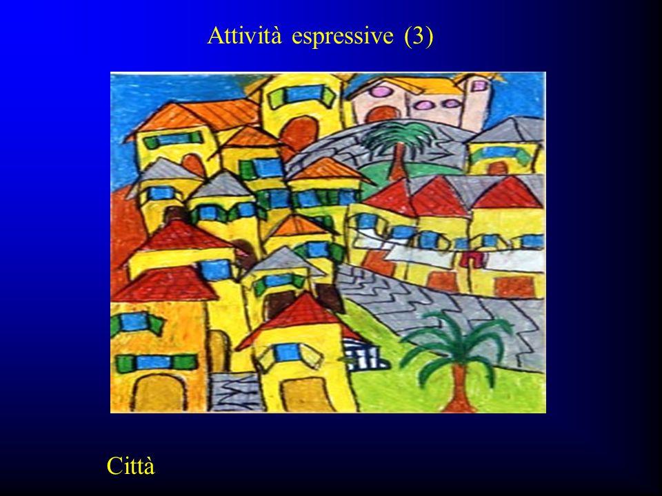 Attività espressive (3)