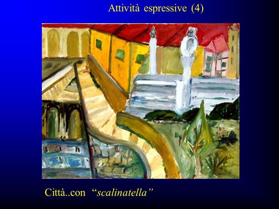 Attività espressive (4)