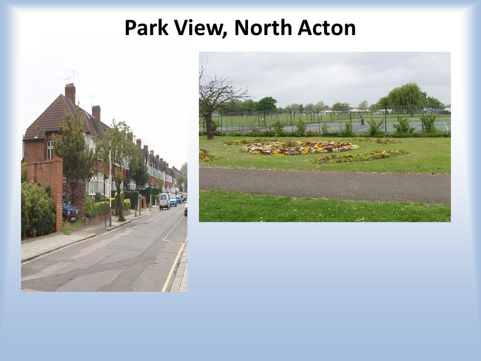 Park View, North Acton