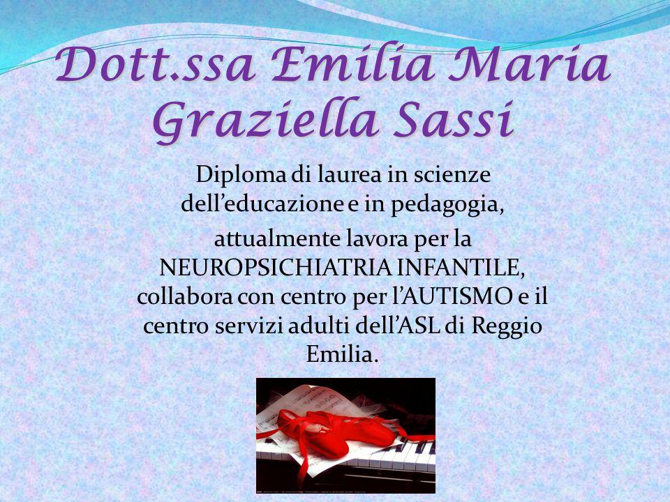 Dott.ssa Emilia Maria Graziella Sassi