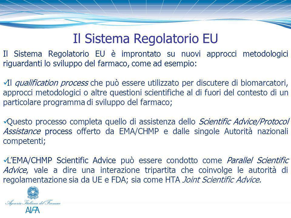 Il Sistema Regolatorio EU