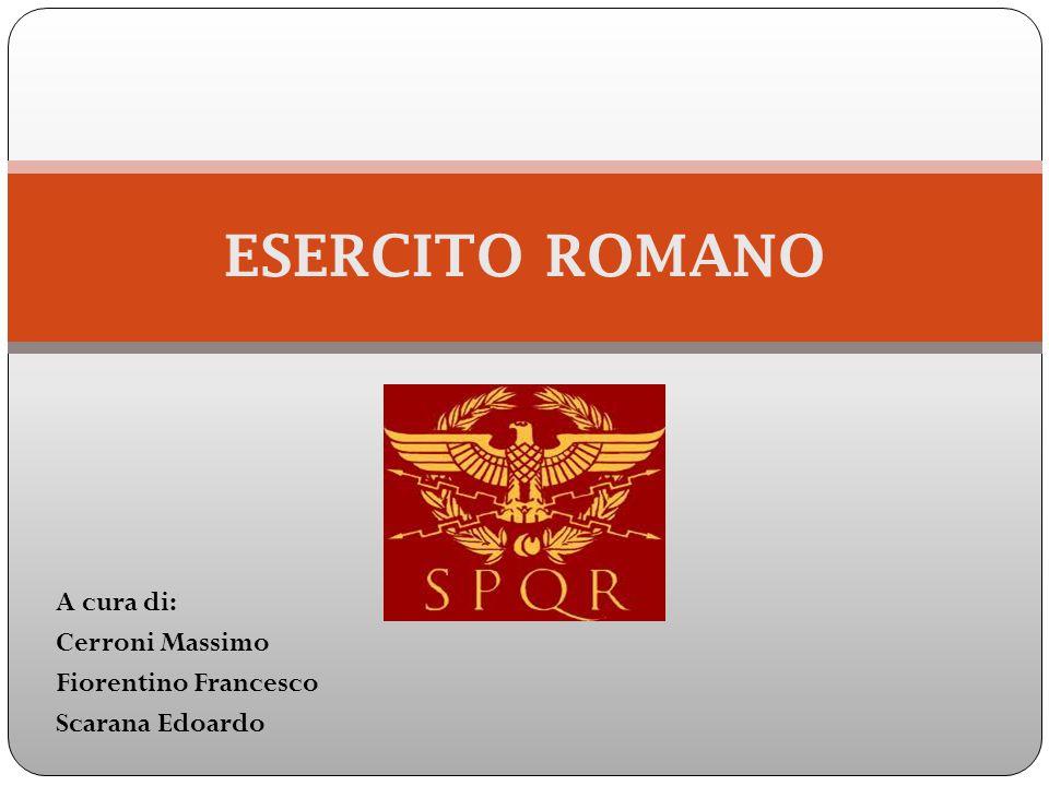 A cura di: Cerroni Massimo Fiorentino Francesco Scarana Edoardo