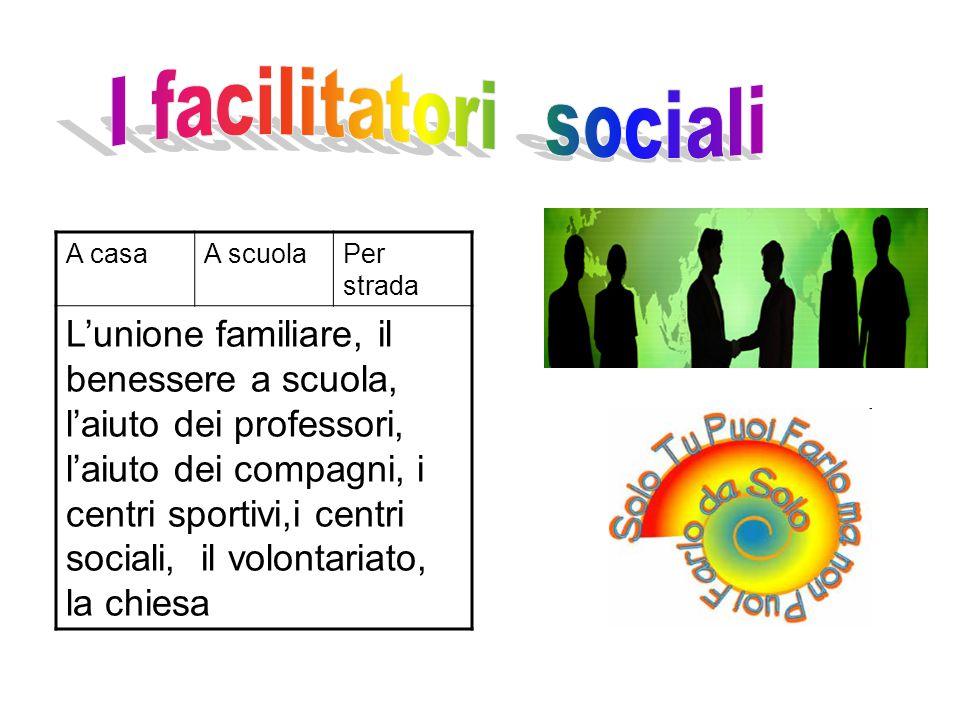 I facilitatori sociali