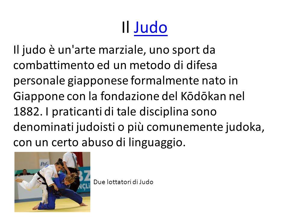 Il Judo