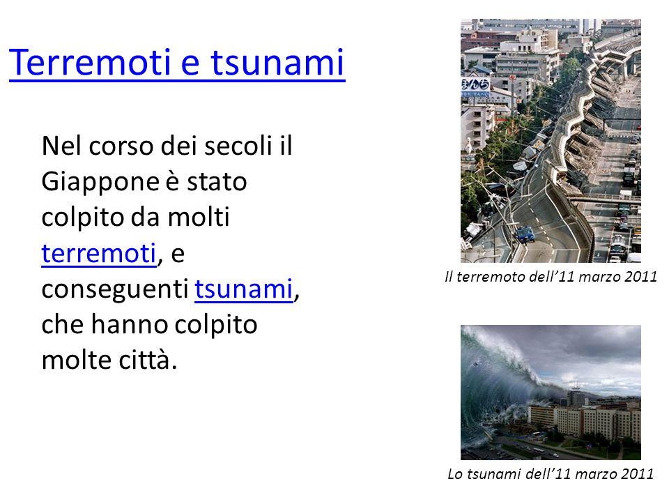 Il terremoto dell'11 marzo 2011