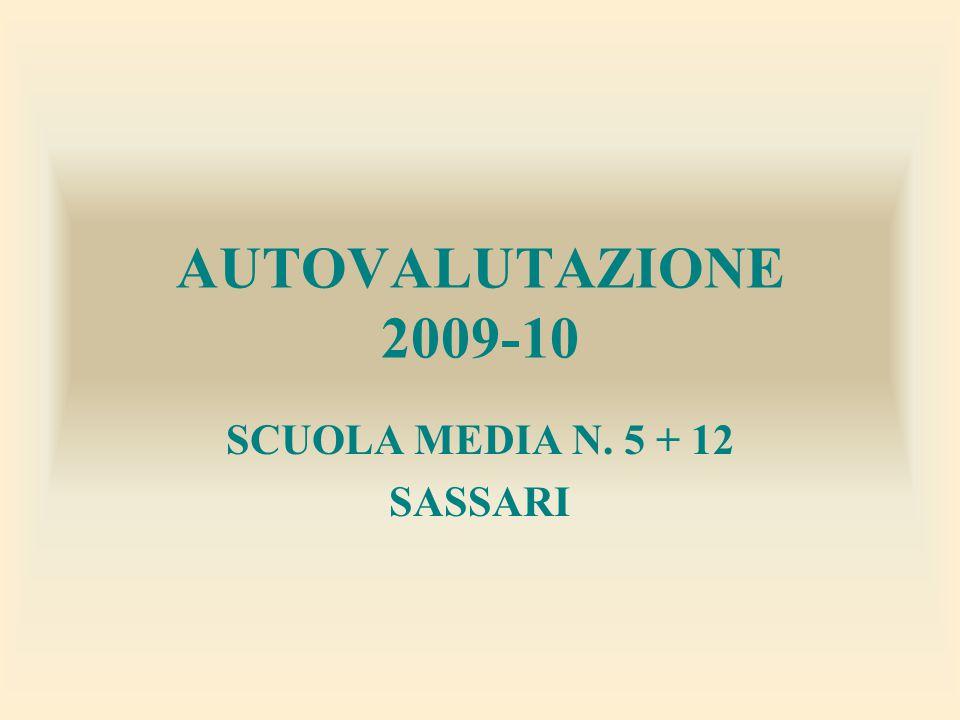 SCUOLA MEDIA N. 5 + 12 SASSARI