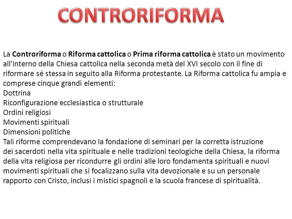 CONTRORIFORMA