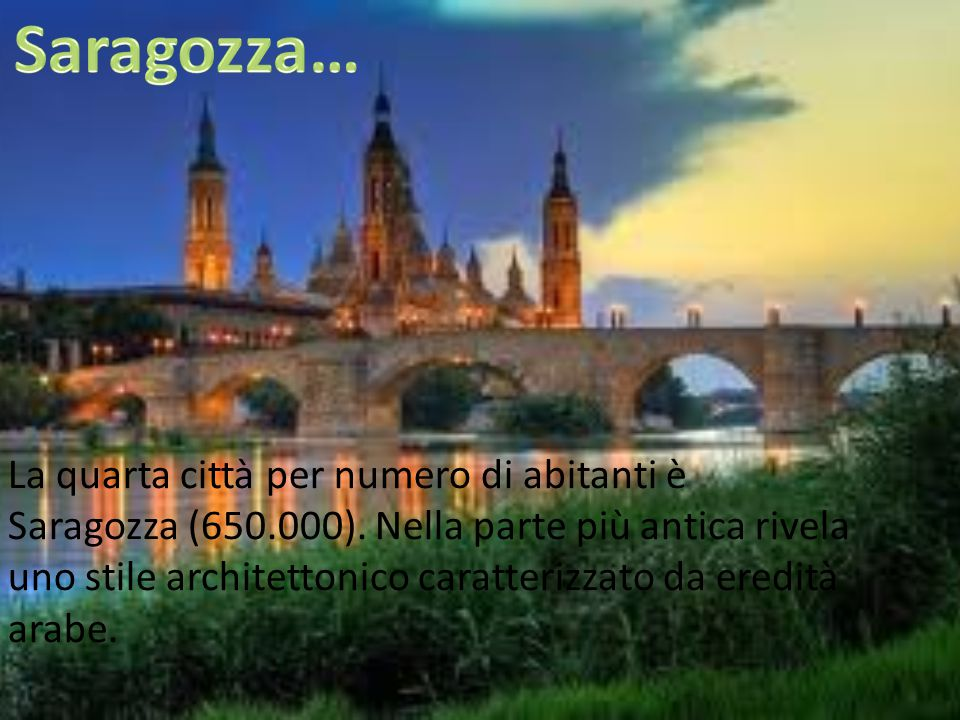 Saragozza…