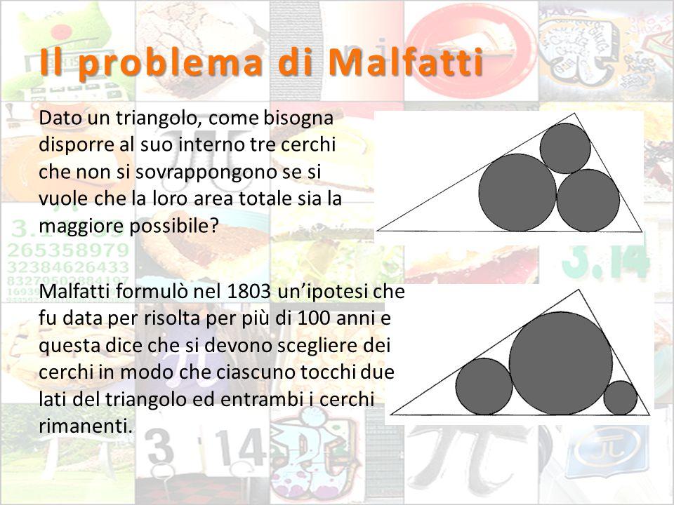 Il problema di Malfatti