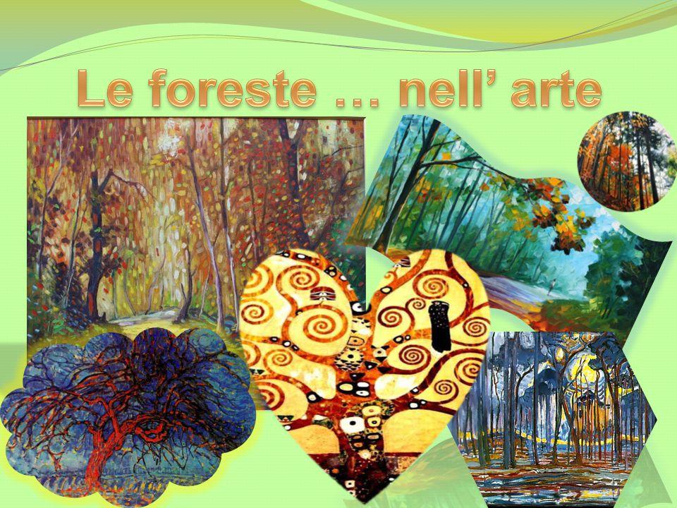 Le foreste … nell' arte