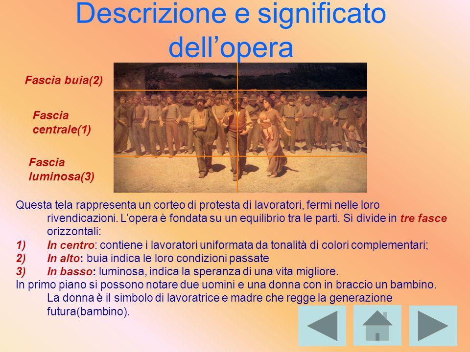 Descrizione e significato dell'opera