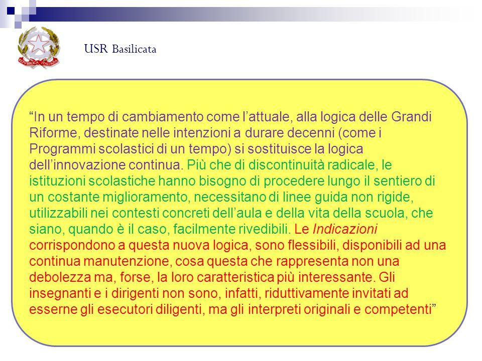 USR Basilicata