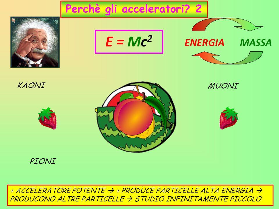 Perchè gli acceleratori 2