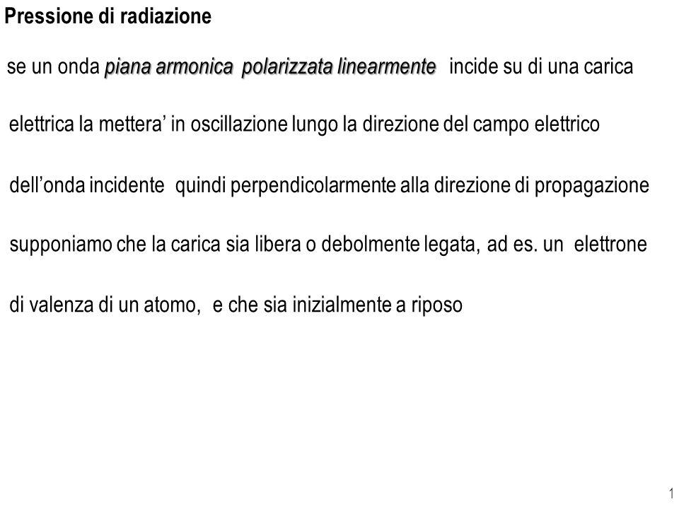 Pressione di radiazione
