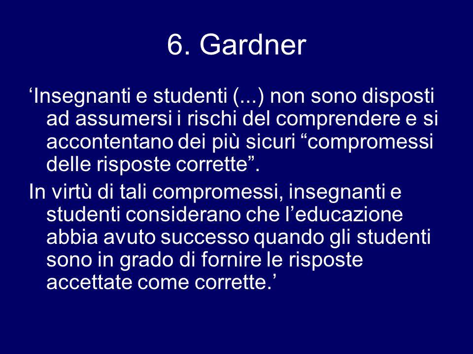 6. Gardner