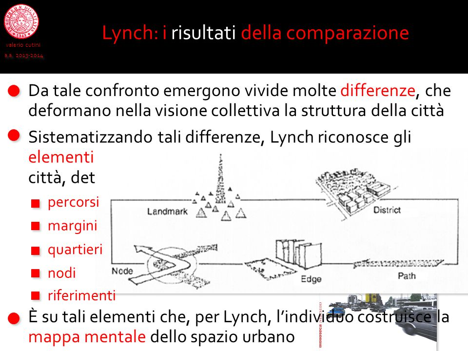 Lynch: i risultati della comparazione