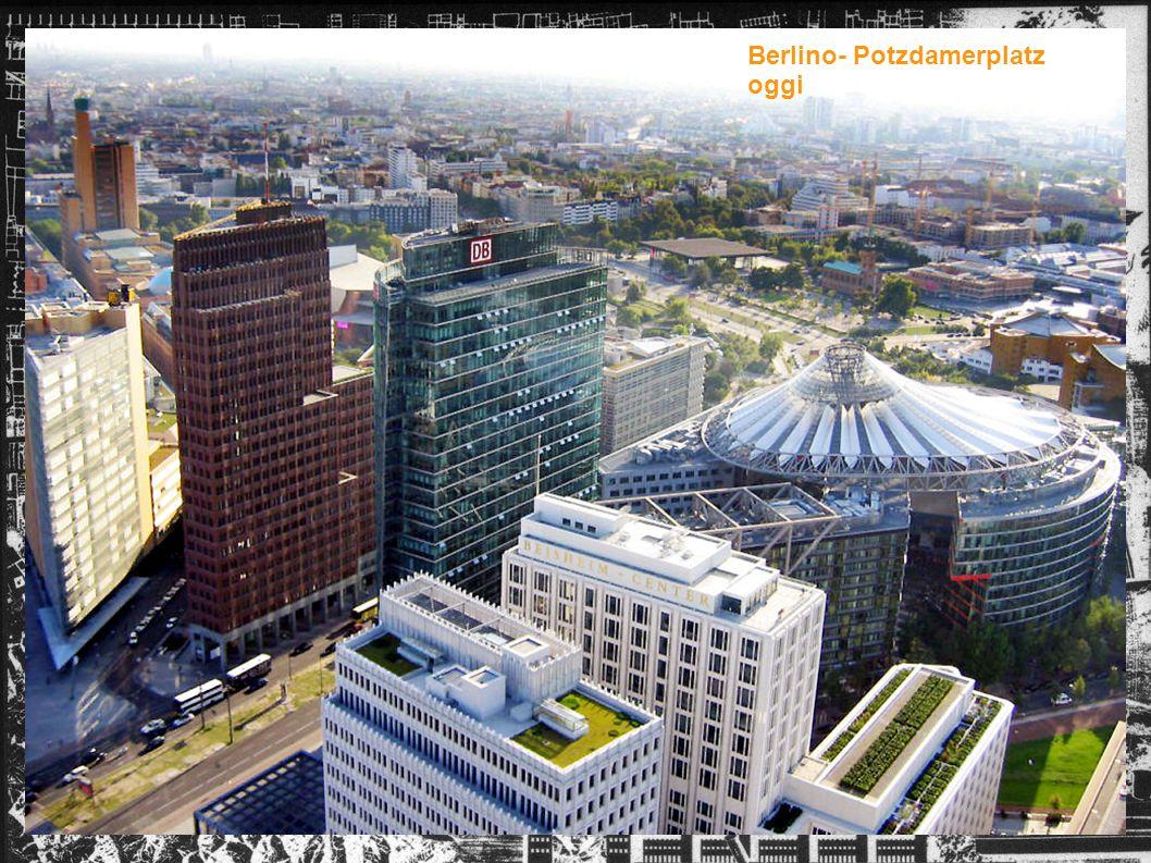Berlino- Potzdamerplatz