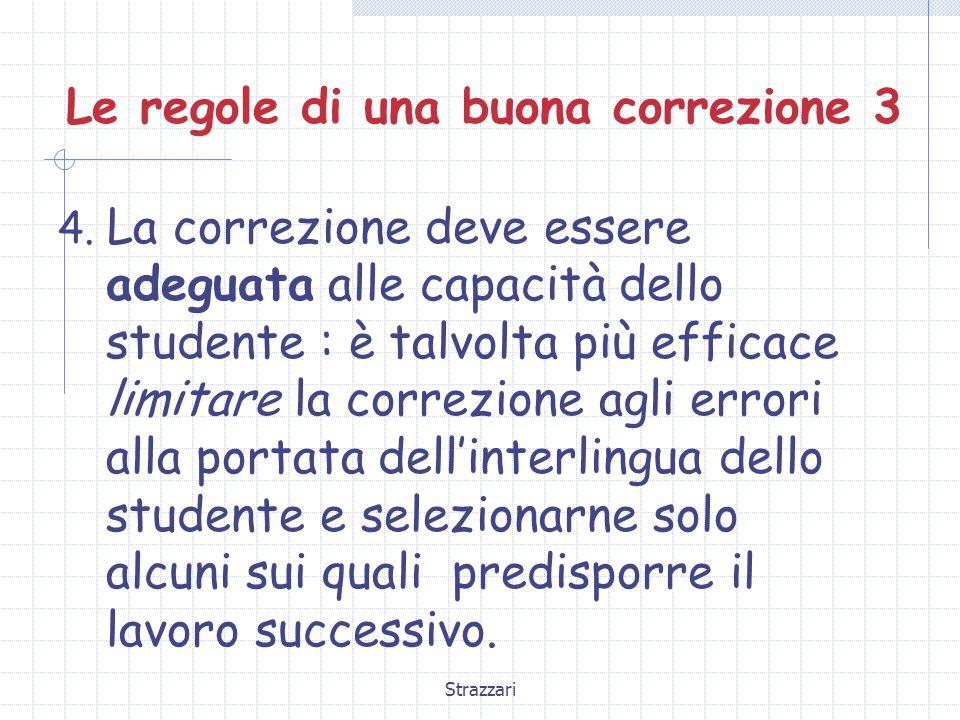 Le regole di una buona correzione 3