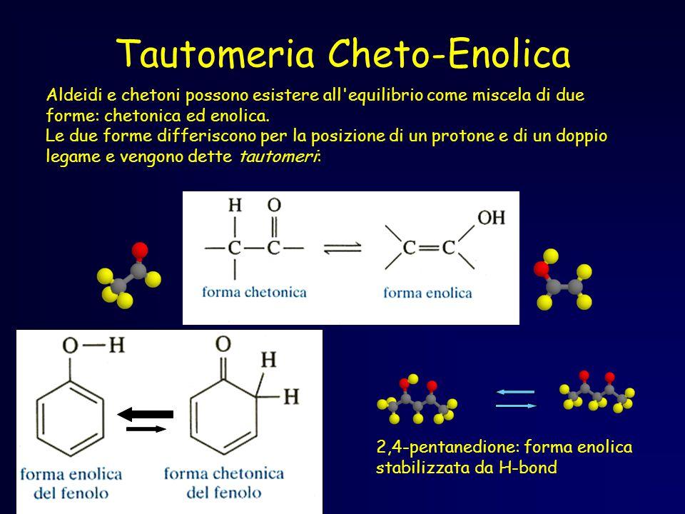 Tautomeria Cheto-Enolica