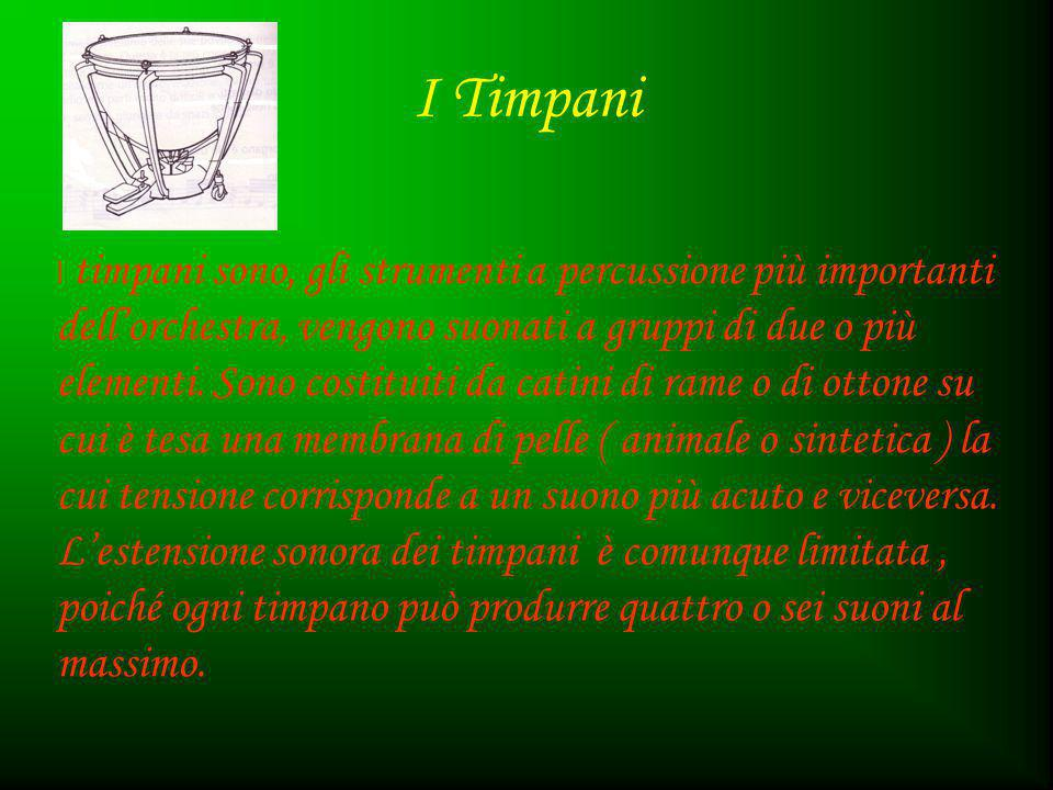 I Timpani