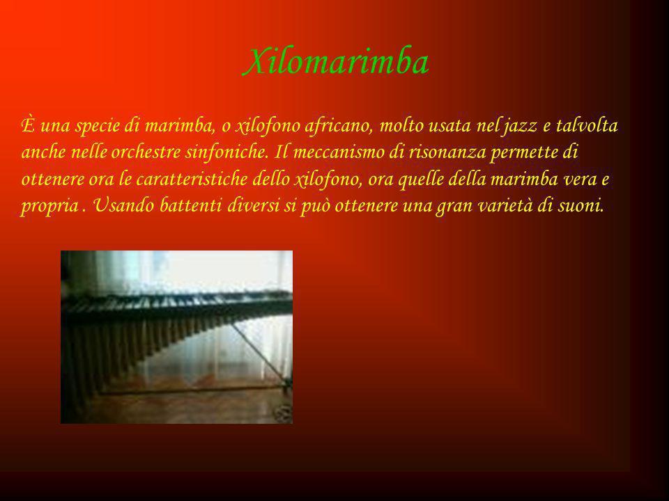 Xilomarimba