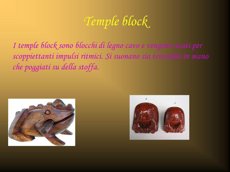 Temple block