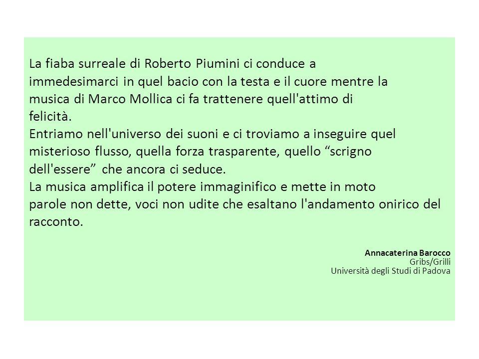 La fiaba surreale di Roberto Piumini ci conduce a