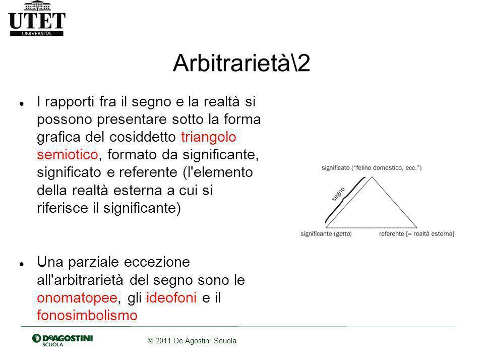 Arbitrarietà\2