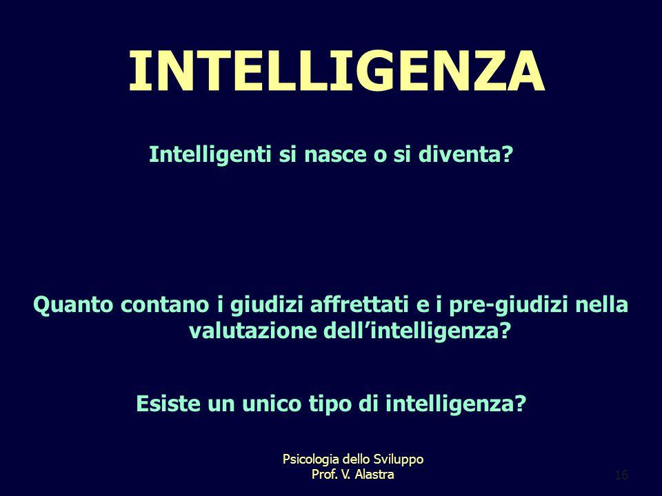 Intelligenti si nasce o si diventa
