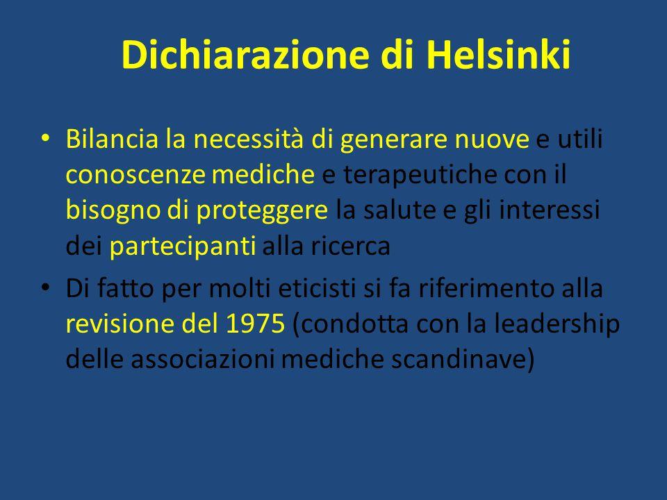 Dichiarazione di Helsinki