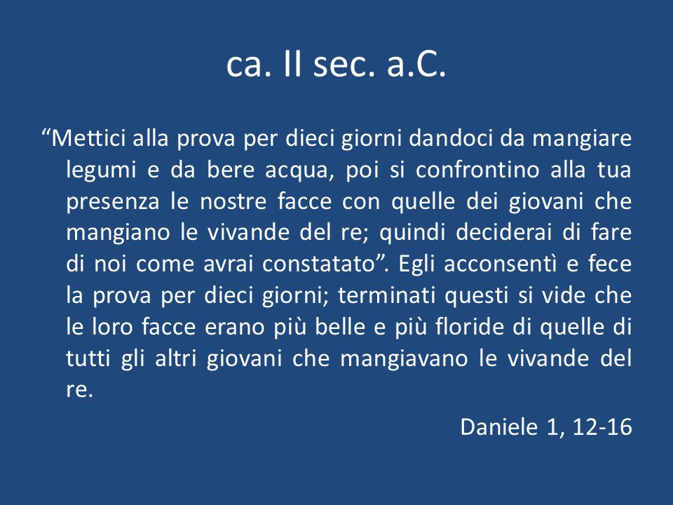 ca. II sec. a.C.