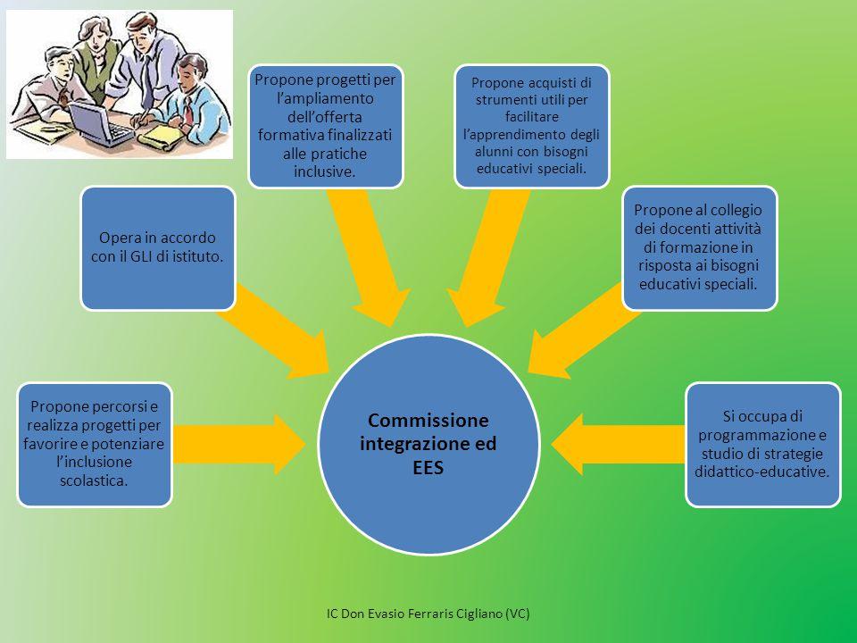 Commissione integrazione ed EES
