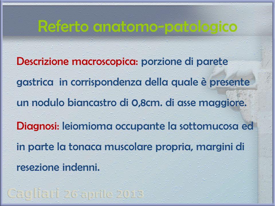 Referto anatomo-patologico