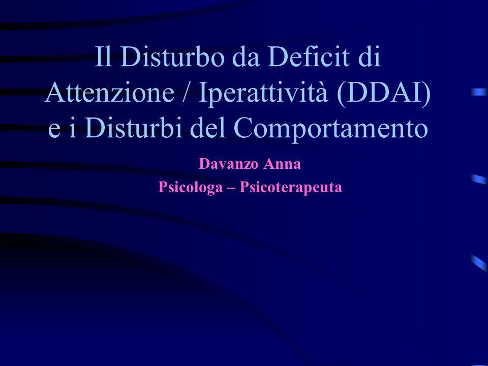 Davanzo Anna Psicologa – Psicoterapeuta