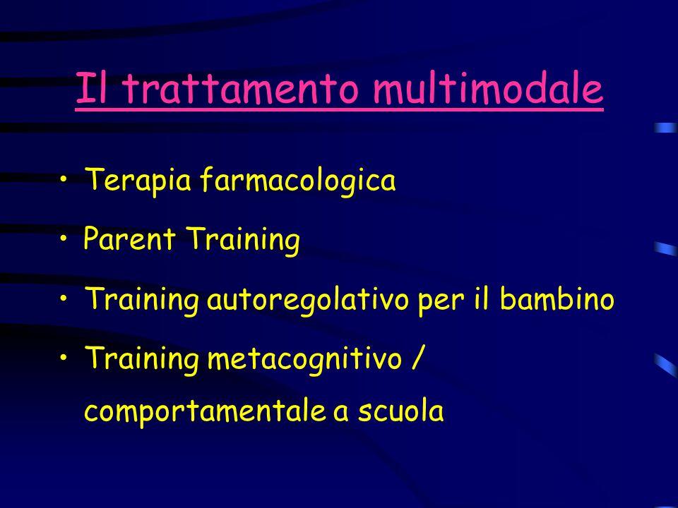 Il trattamento multimodale