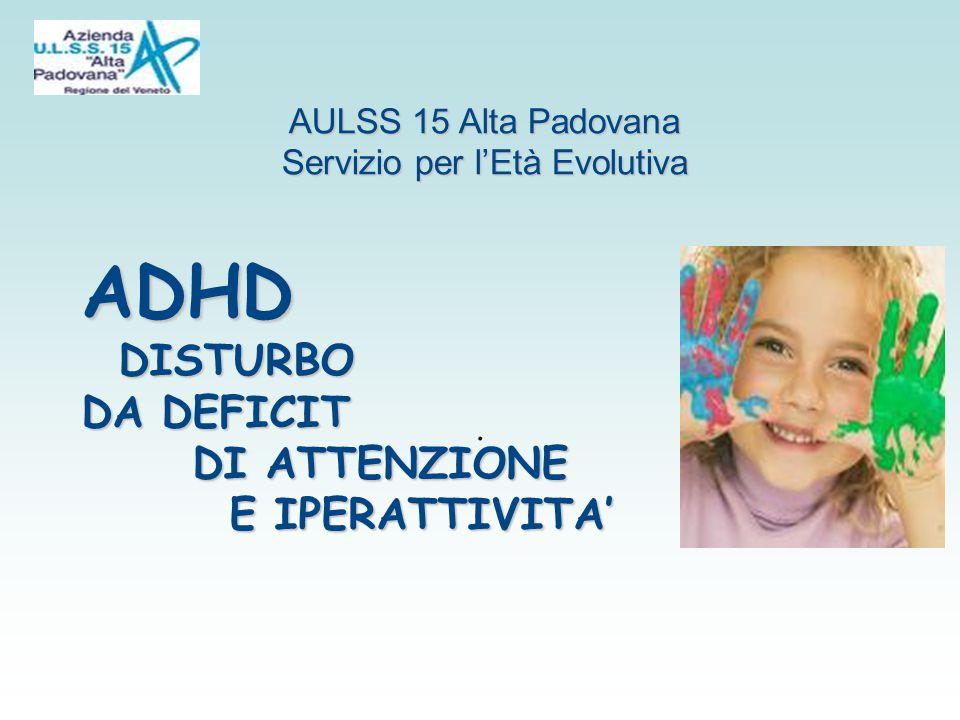 AULSS 15 Alta Padovana Servizio per l'Età Evolutiva