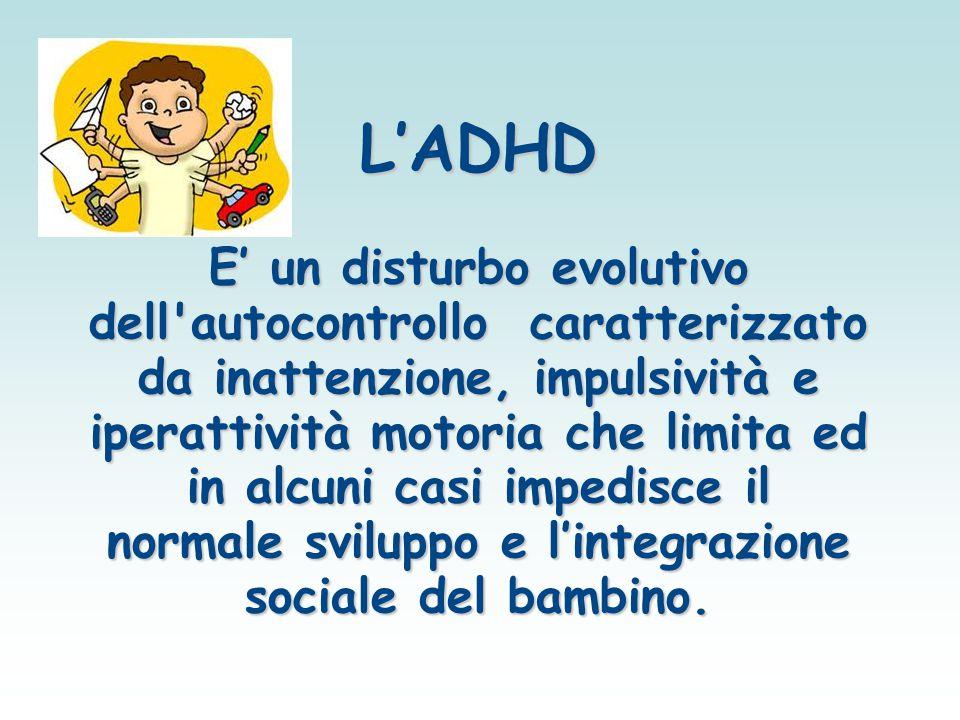 L'ADHD