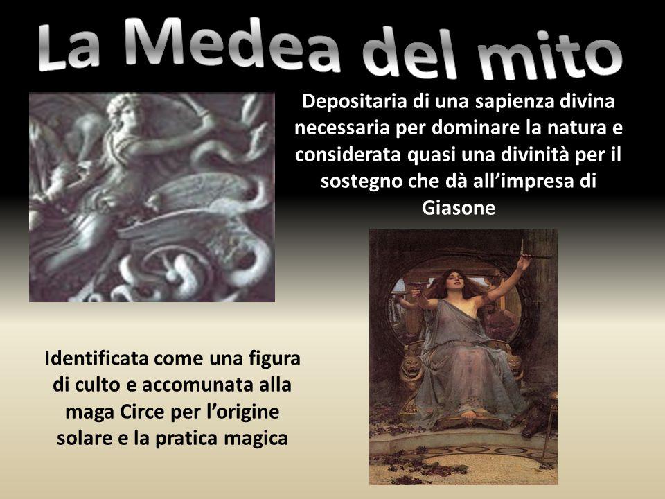 La Medea del mito