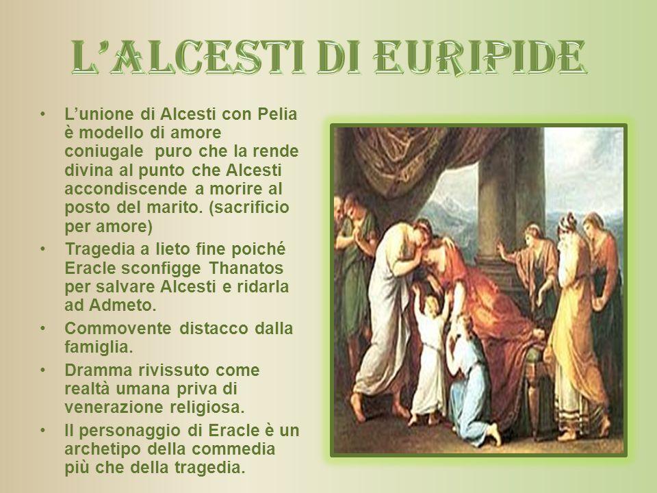 L'Alcesti di Euripide