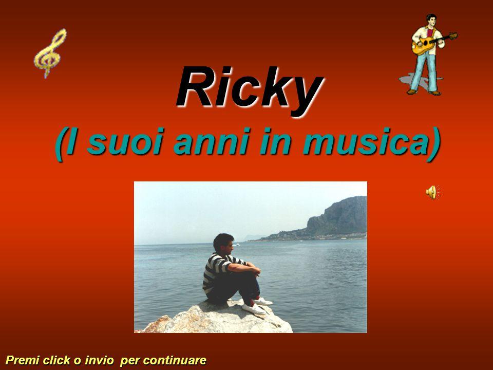 Ricky (I suoi anni in musica)