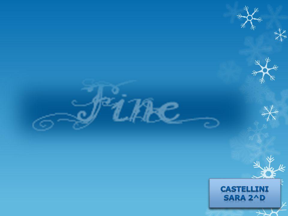 Castellini Sara 2^D