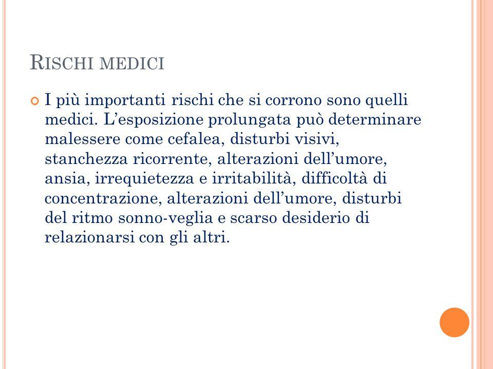 Rischi medici