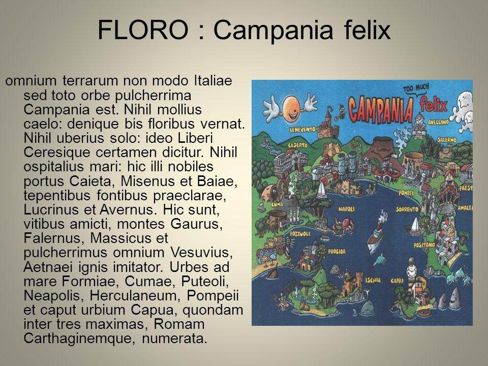 FLORO : Campania felix