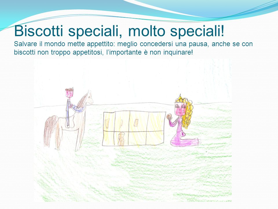 Biscotti speciali, molto speciali