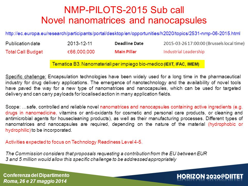 Novel nanomatrices and nanocapsules