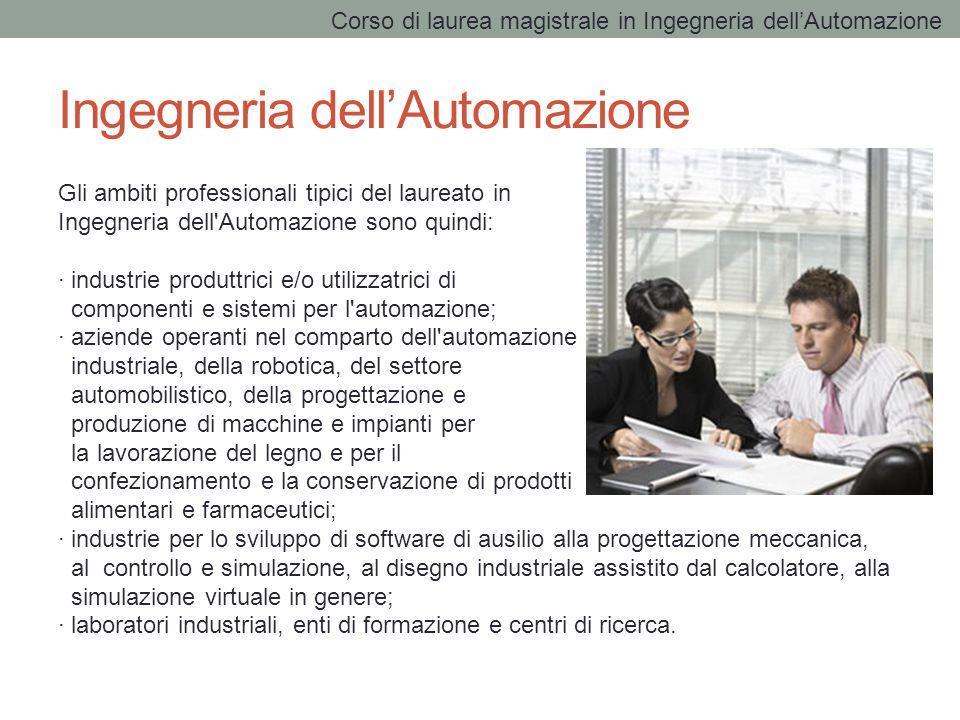 Ingegneria dell'Automazione