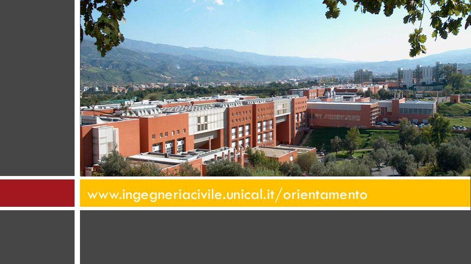 www.ingegneriacivile.unical.it/orientamento