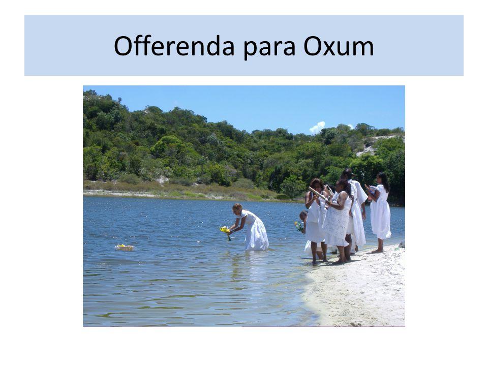 Offerenda para Oxum