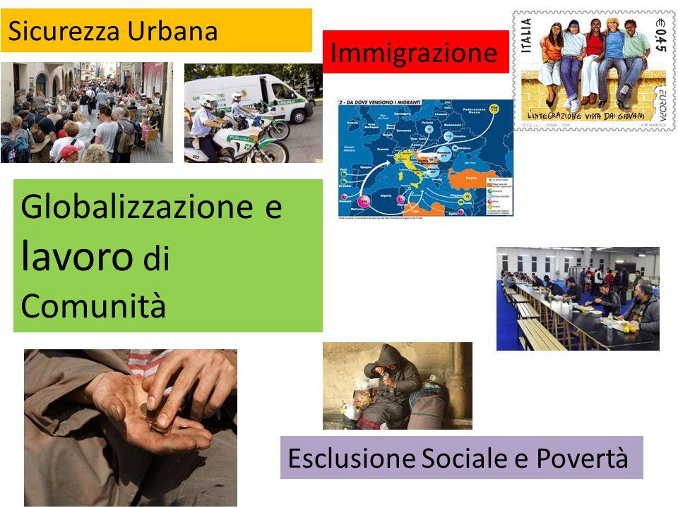 Globalizzazione e lavoro di Comunità