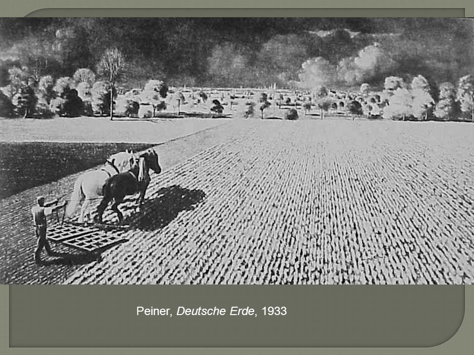 Peiner, Deutsche Erde, 1933